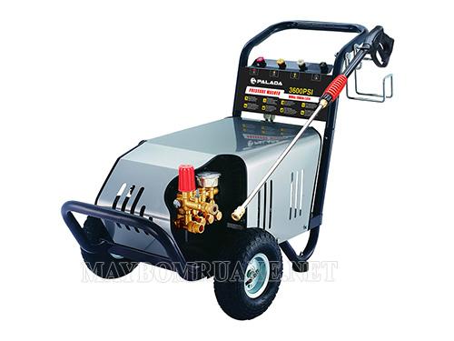 Máy rửa xe cao áp Palada áp lực lớn, hiệu suất cao