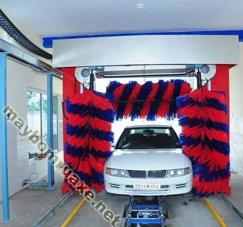 Hệ thống rửa xe tự động