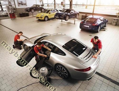 Người sử dụng xe cần bảo dưỡng, vệ sinh nội thất xe thường xuyên
