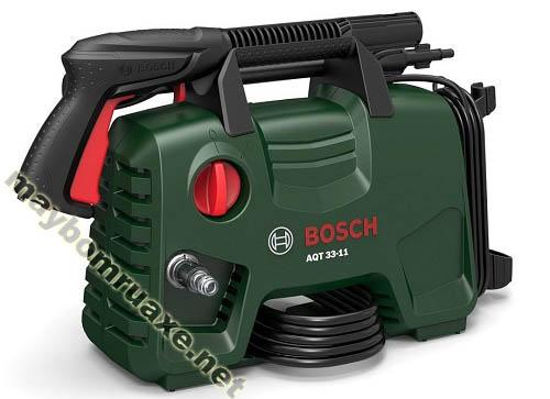 Máy rửa xe motor chổi than Bosch thông dụng hiện nay