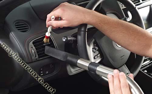 Nên dọn dẹp thường xuyên để đảm bảo độ bền cho xe