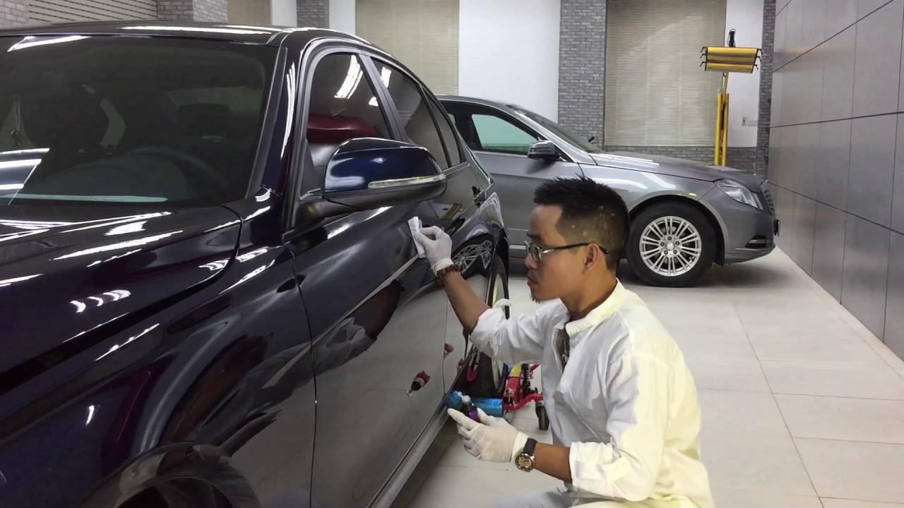 Nghề chăm sóc ôtô Detailing