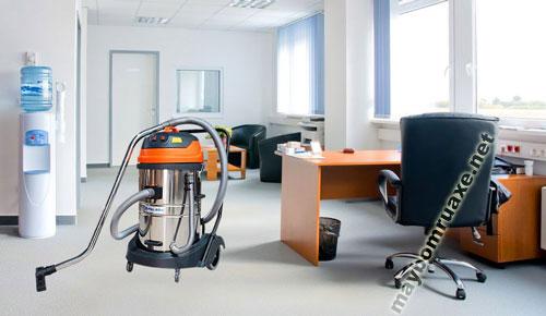 Máy hút bụi công nghiệp giúp văn phòng luôn được sạch đẹp
