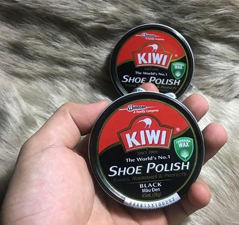 xi đánh giày kiwi giá bao nhiêu