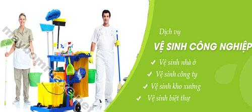 Dịch vụ vệ sinh công nghiệp có nhiều ưu điểm nổi bật