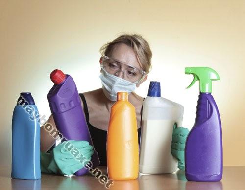 Nguyên tắc sử dụng hóa chất an toàn và hiệu quả nhất
