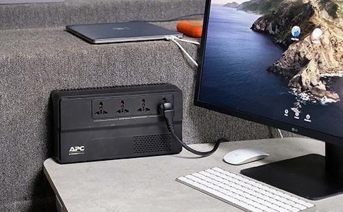 bộ lưu điện ups gia đình cũng có thể cung cấp điện năng có máy tính