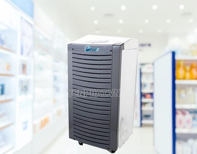 Máy hút ẩm FujiE HM-1050 là giải pháp hữu hiệu bảo quản thuốc