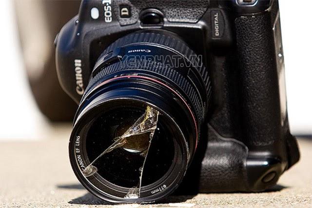 Các tác nhân gây hại cho máy ảnh mà bạn nên biết