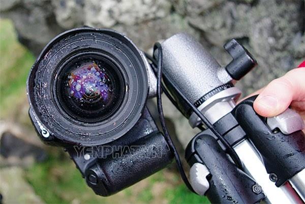 Tại sao cần chống ẩm cho máy ảnh