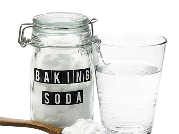 Dùng baking soda để trị nấm mốc trên quần áo