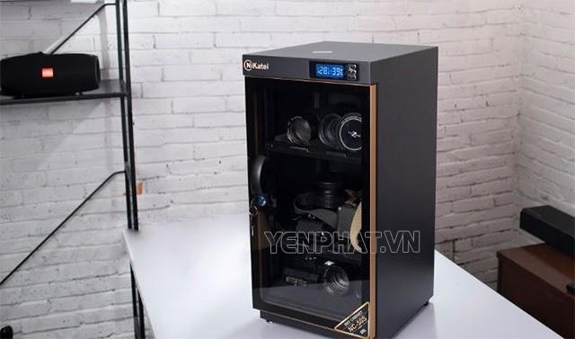 Kinh nghiệm chọn tủ chống ẩm bảo quản máy ảnh tốt nhất
