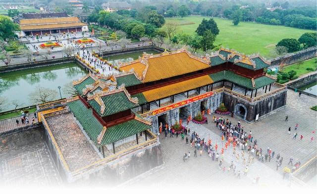 Mùa lễ hội cuối năm 2020 tại miền Trung