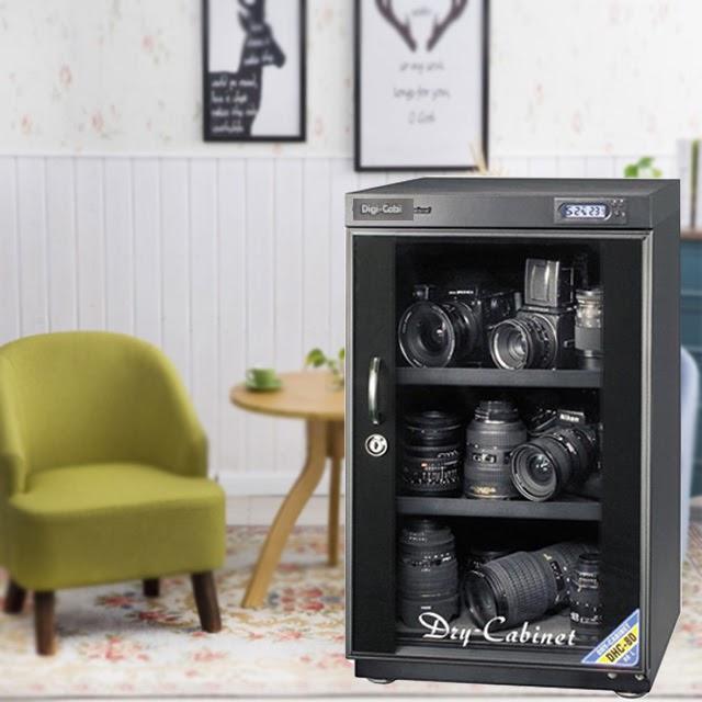 Tủ chống ẩm 80l Dry-Cabi DHC 080