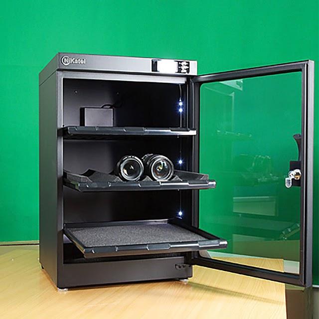 Tủ chống ẩm 80l Nikatei NC-80S