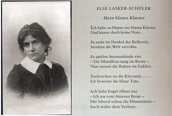 Sự nghiệp vang danh của Else Lasker-Schüler