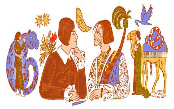 Tại sao Else Lasker-Schüler được Google Doodle vinh danh