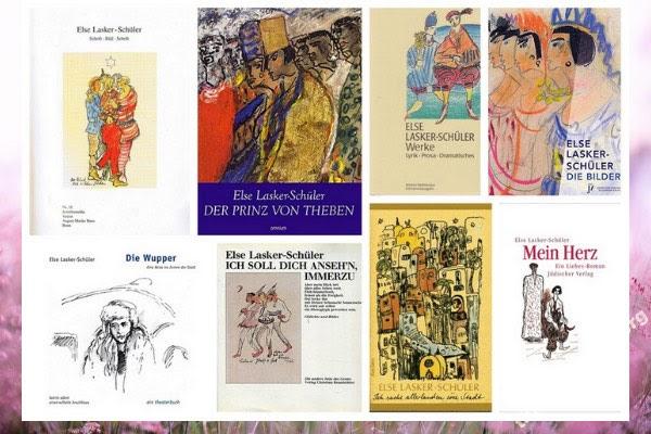 Một số tác phẩm tiêu biểu của Else Lasker-Schüler