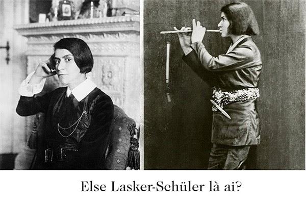 Else Lasker-Schüler là ai
