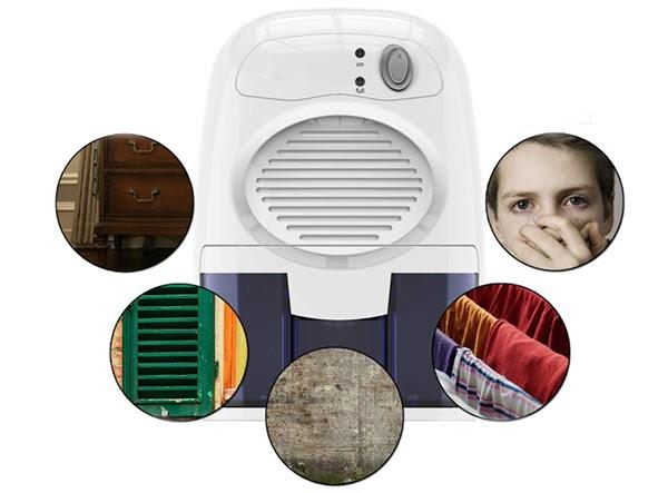 Vì sao nên sử dụng máy hút ẩm phòng ngủ