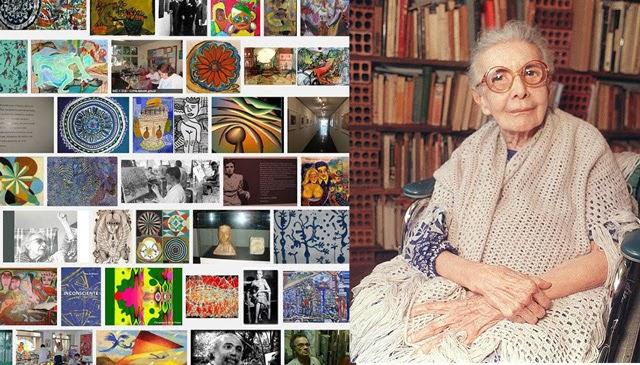 Nise da Silveira và các tác phẩm để đời của các bệnh nhân tâm thần