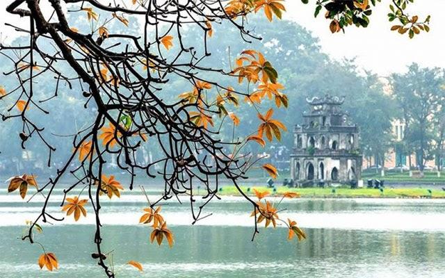Hồ Gươm - nét đặc trưng của mảnh đất Hà thành